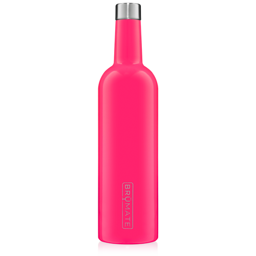 Winesulator™ by BruMate® (Neon Pink)