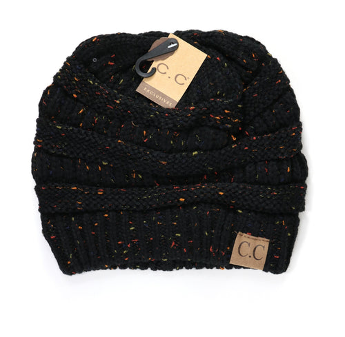 Flecked CC Beanies (Multiple Colors)
