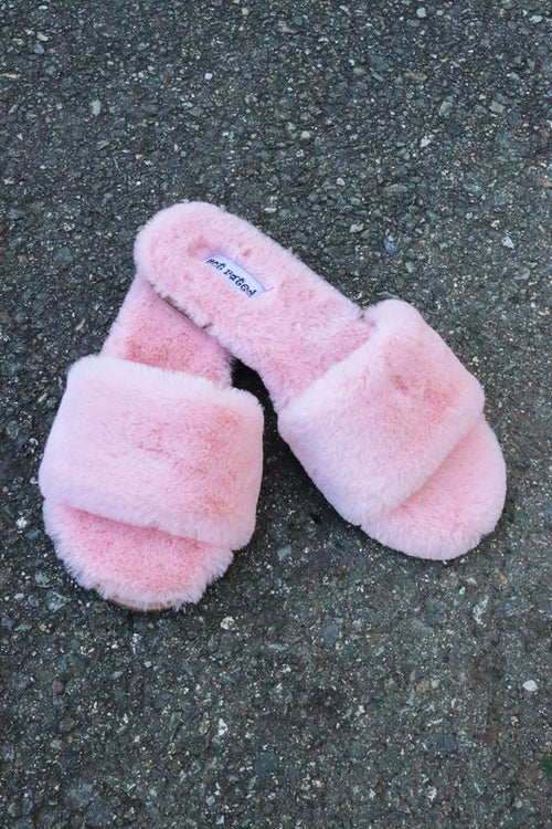 *Final Sale* Not Rated Dixie Slippers (Pink)
