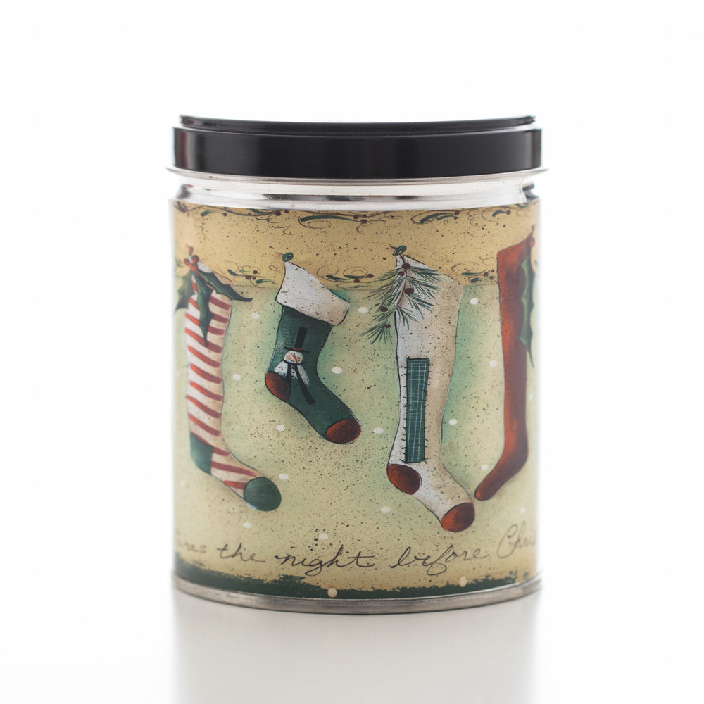 Tin Candles (Multiple Scents)