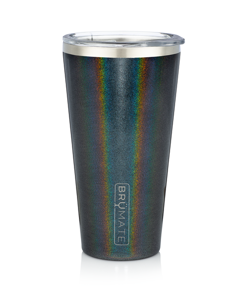 Imperial Pint by BruMate® (Glitter Charcoal)
