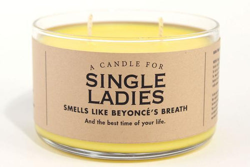 Single Ladies Soy Candle