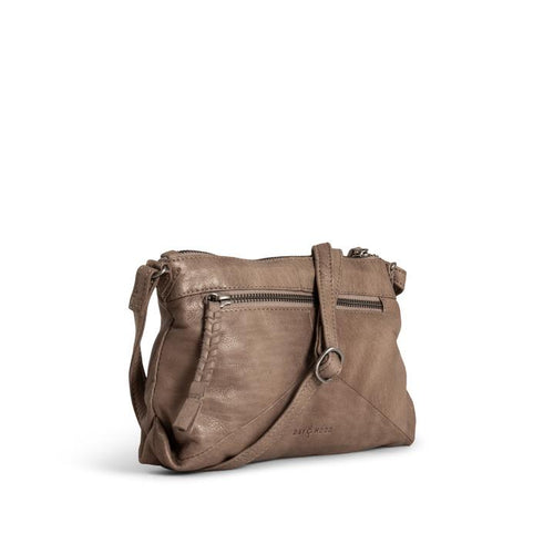 Edith Crossbody (Olive Grey)