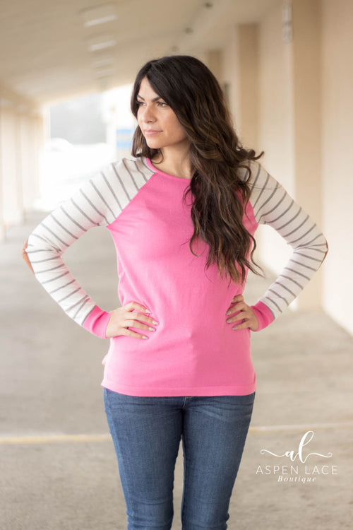 Riella Sweater (Pink)