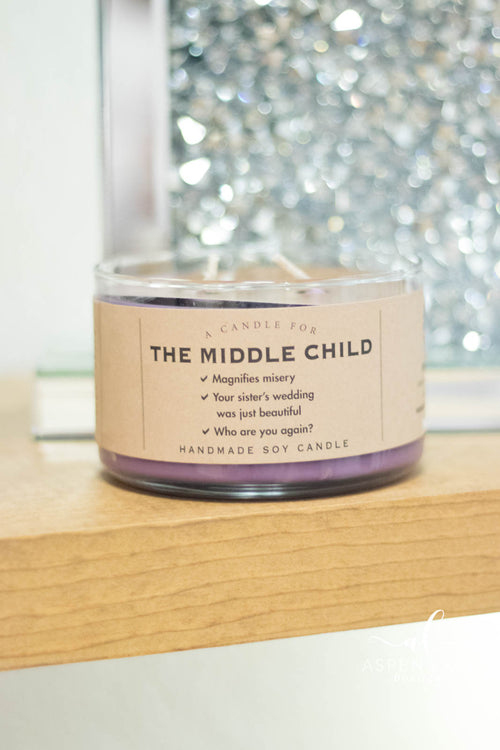 The Middle Child Soy Candle