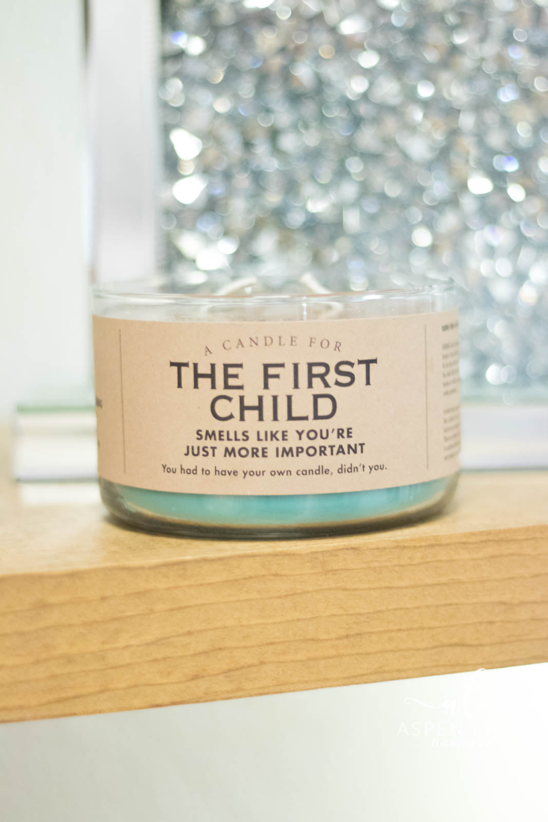 The First Child Soy Candle
