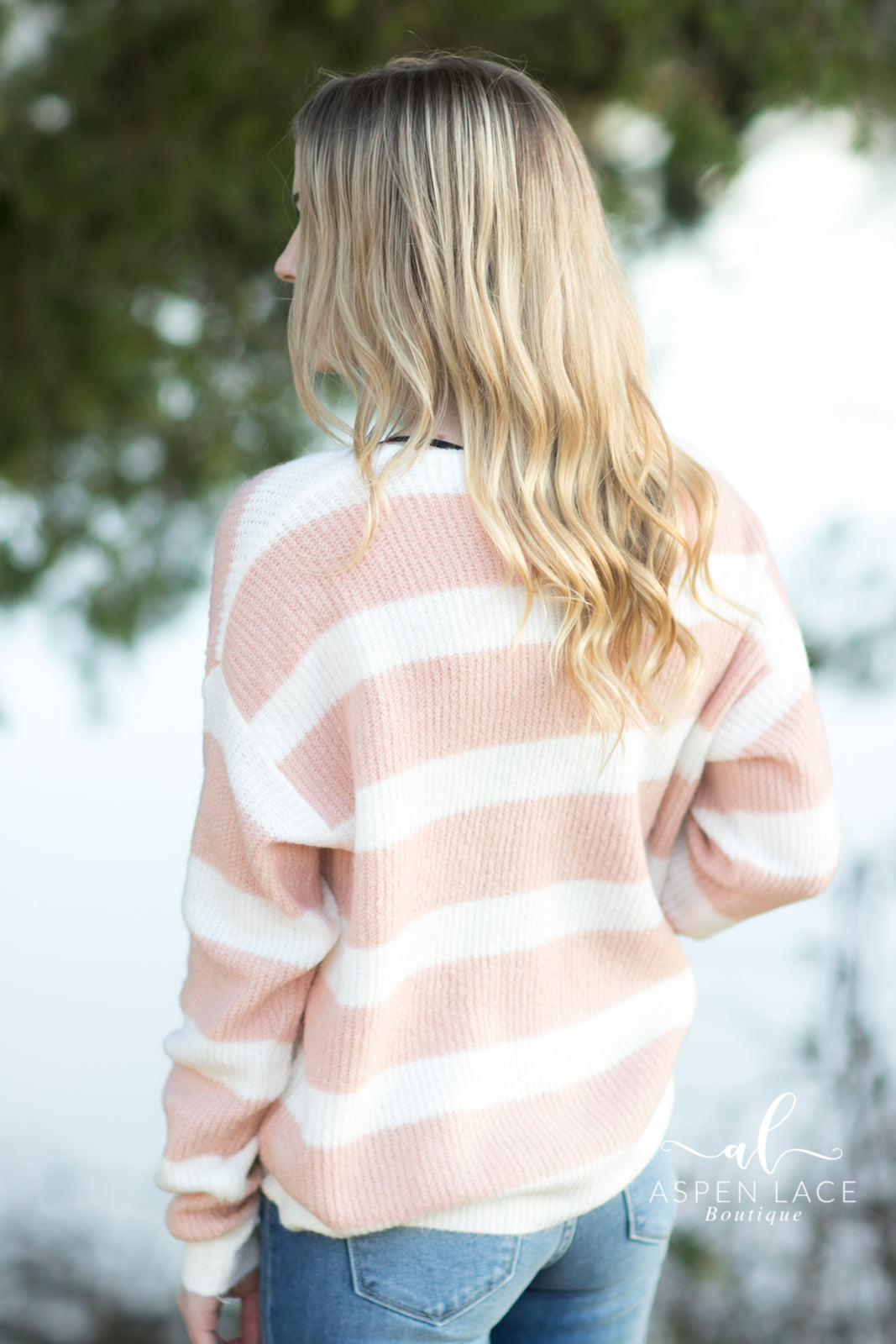 Gretchen Sweater (Blush)