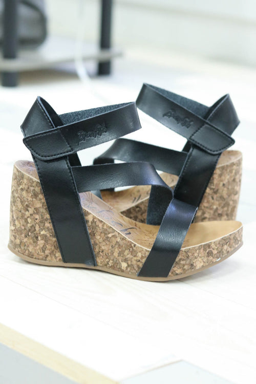 Blowfish Hapuku Wedges (Black)