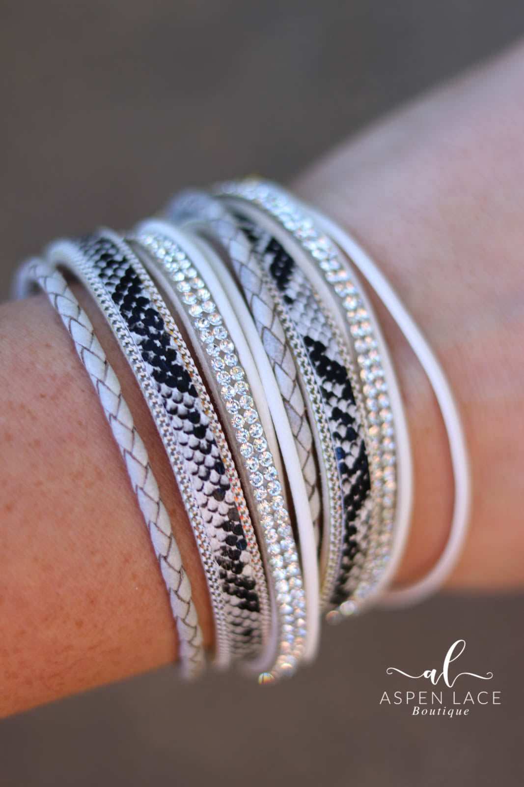 Double Wrap Bracelet (Multiple Colors)