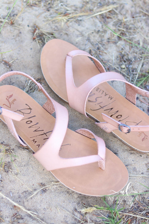Blowfish Grizz Sandals (Blush)