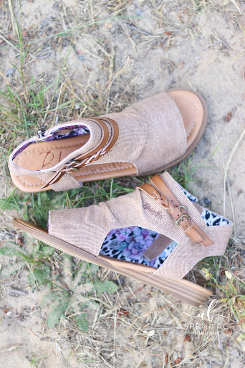 Blowfish Blumoon Sandals (Sahra Rancher)