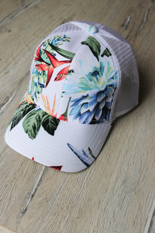 Tropical CC Baseball Hat (Multiple Colors)