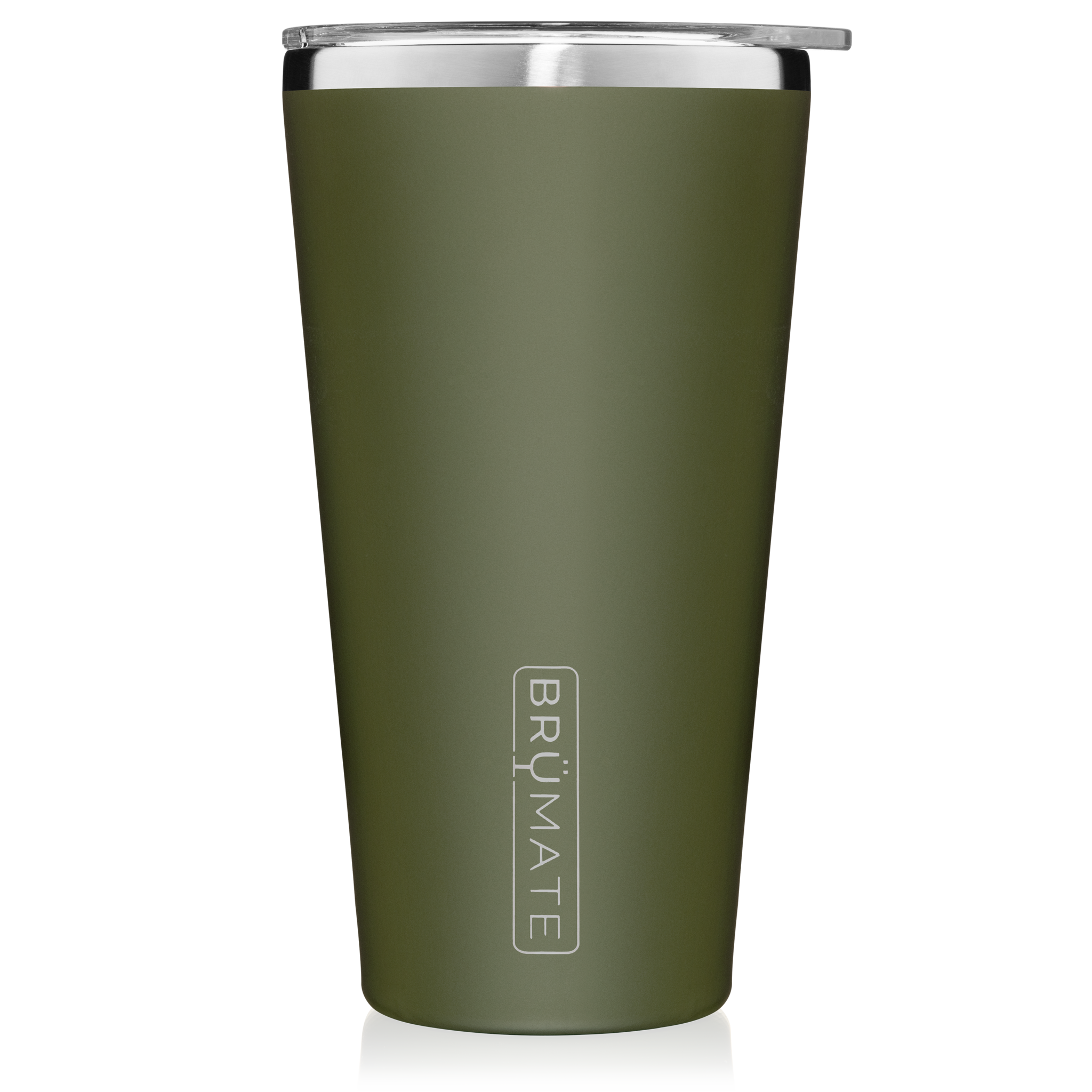 Imperial Pint by BruMate® (OD Green)