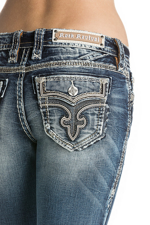 Rock Revival Ginett Bootcut Jeans