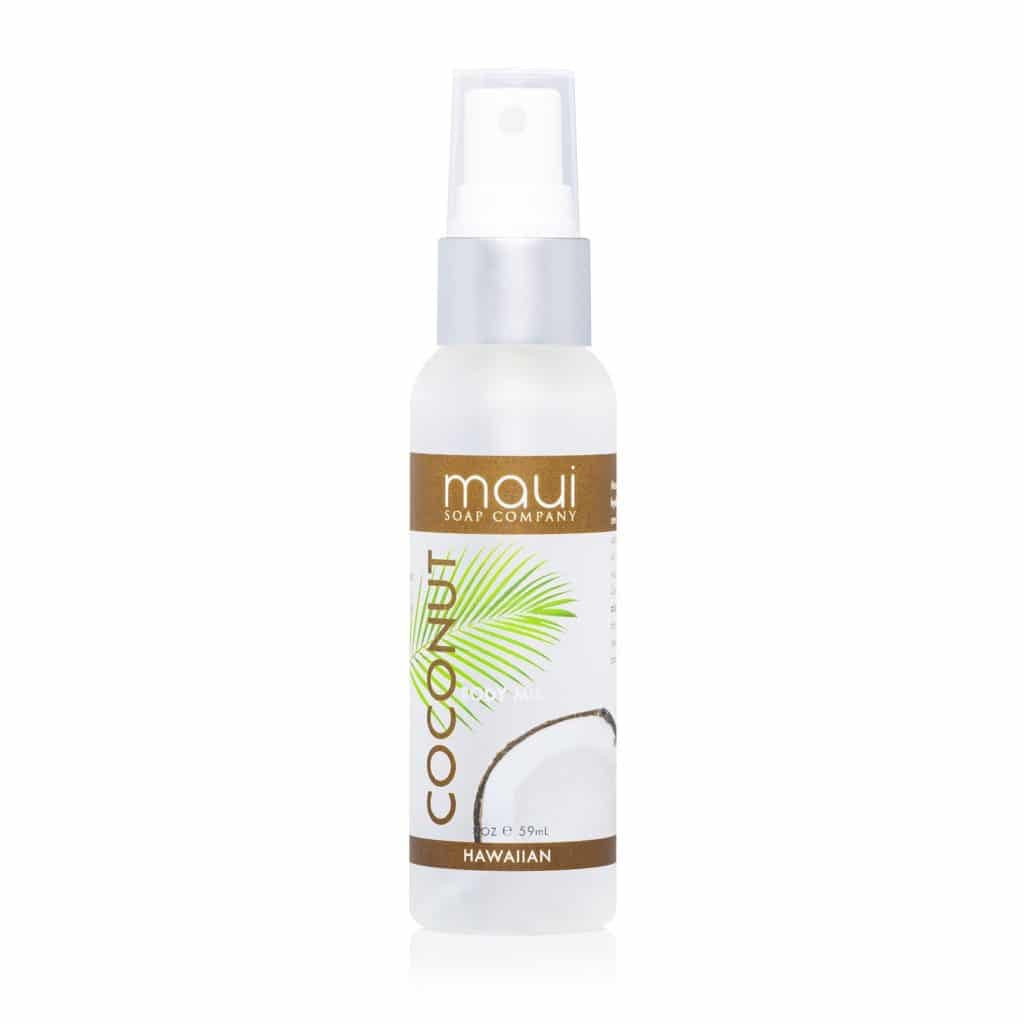 Maui Soap Co. Body Mist (Multiple Scents)