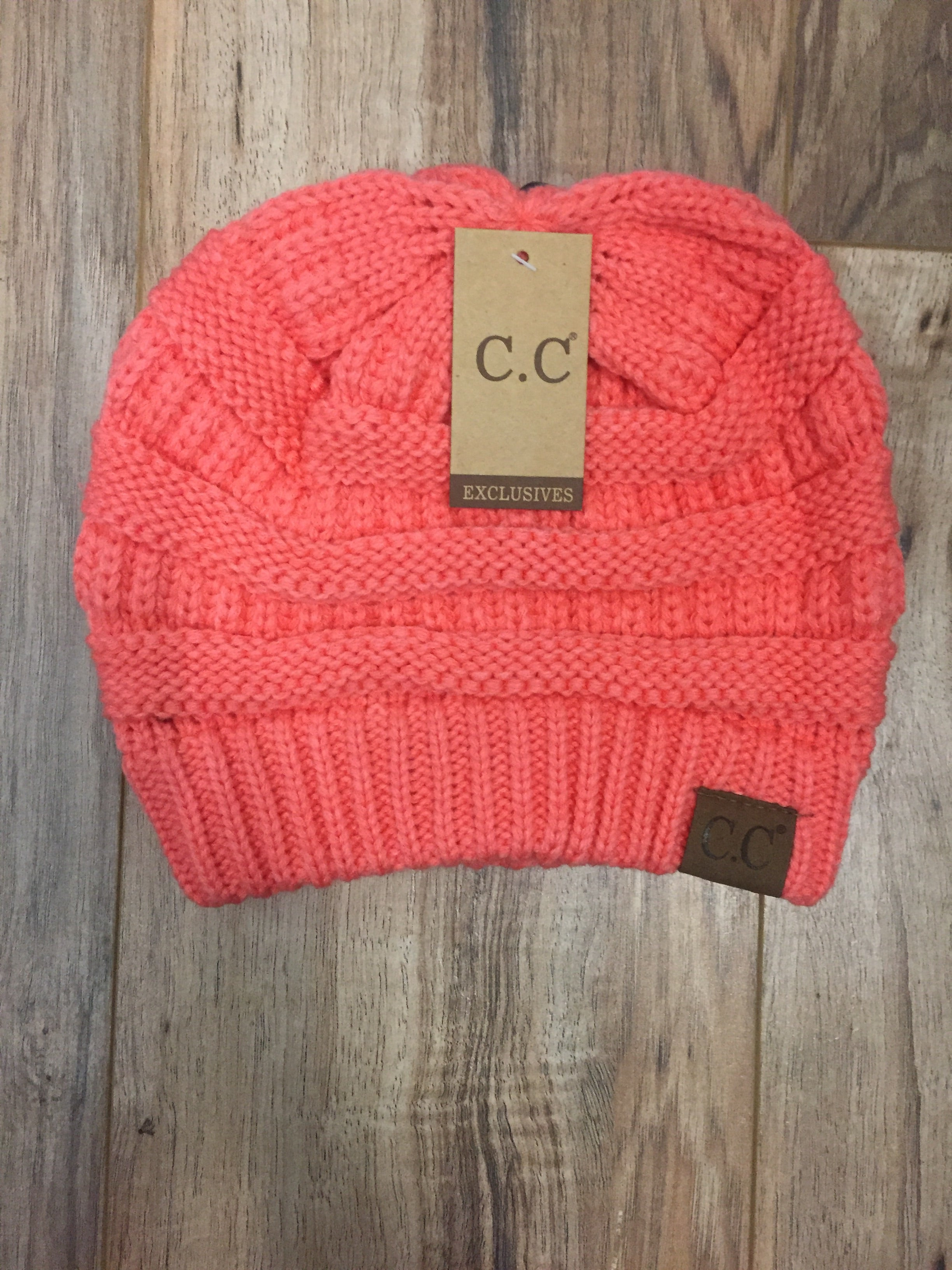 Classic CC Beanies (Multiple Colors)