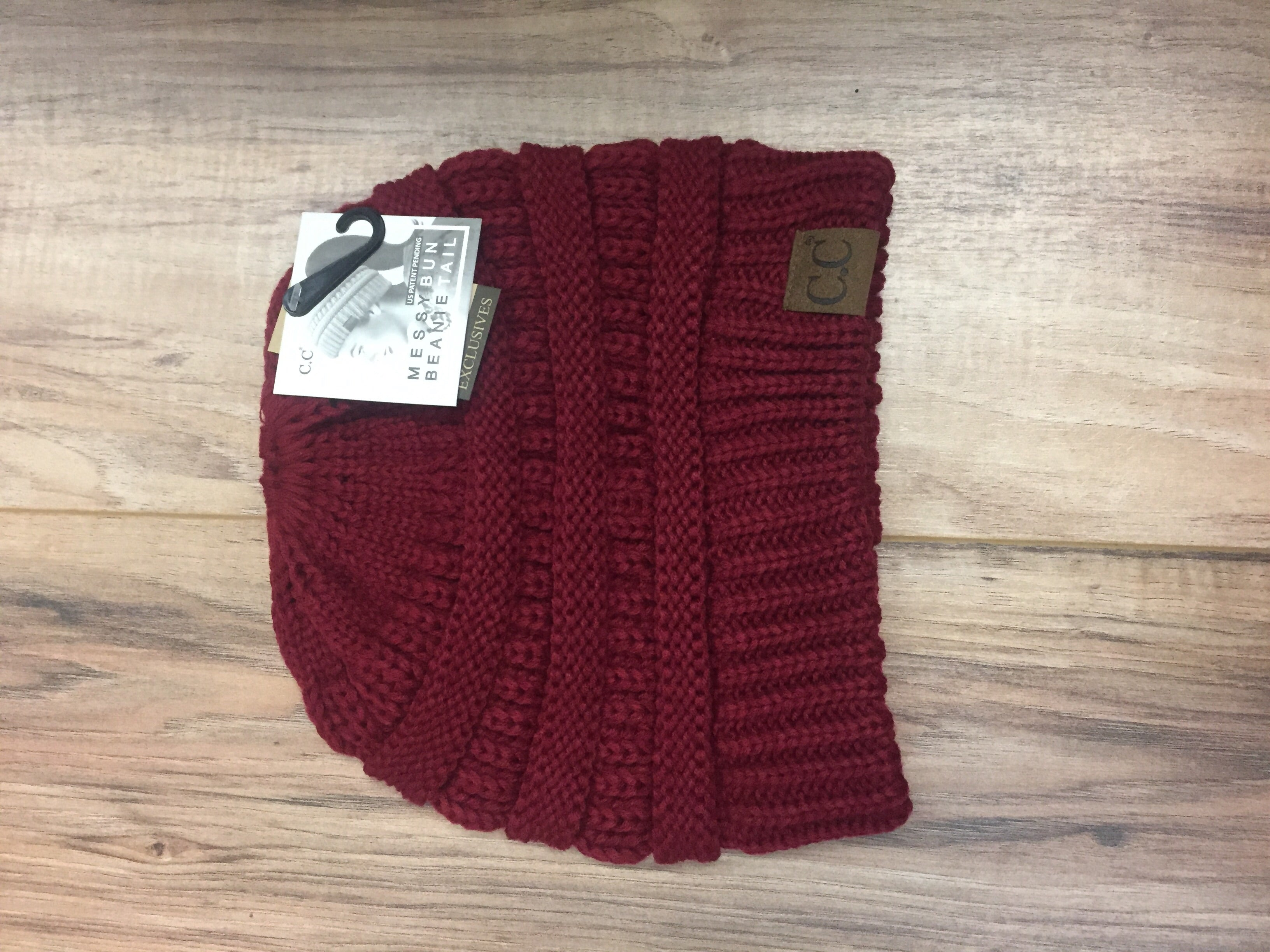 Solid CC Beanie Tails (Multiple Colors)