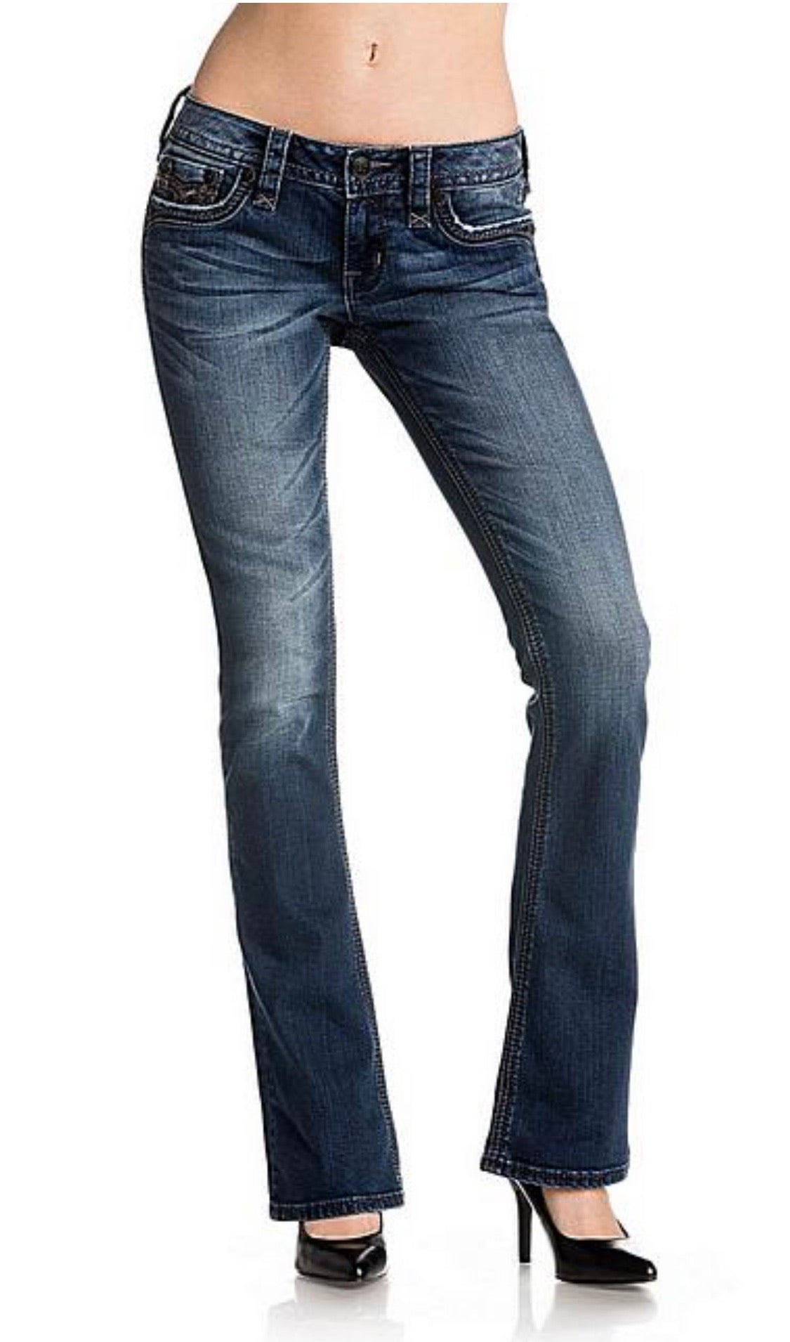 Rock Revival Kiley Bootcut Jeans