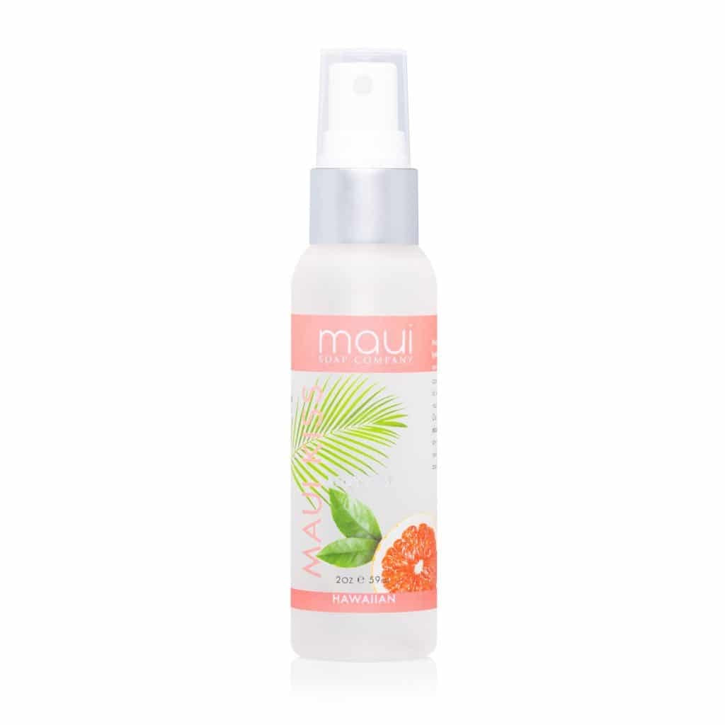Maui Soap Co. Body Mist (Multiple Options)