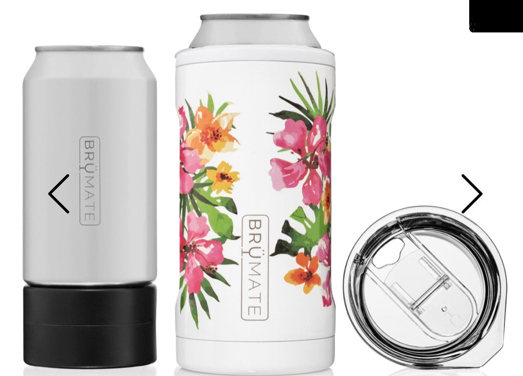 3 in 1 Trio by BruMate (Limited Edition Floral Collection)