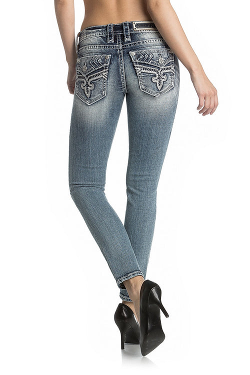 Rock Revival Beonica Skinny Jeans