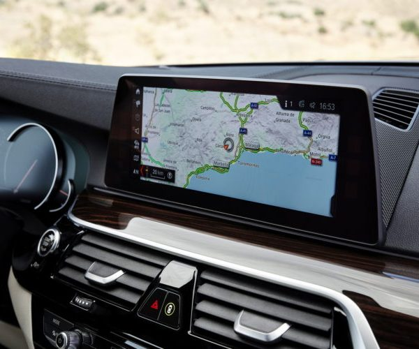 BMW Navigation Map Updates - Premium 2018-1, Next 2017-2