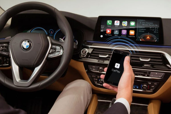 BMW ID5&6 Apple Carplay – OEM NAVIGATIONS LTD
