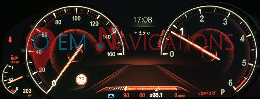 bmw G30 - G31 - G11- G12 speed limit info activation,bmw sli, kafas4, kafas retrofit, speed limit activation, bmw speed limit,bmw,
