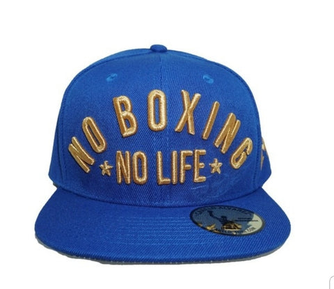 Gorra Canelo No Boxing