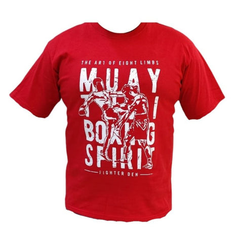 Playera Muay Thai