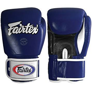 Guante Fairtex Azul 16 oz