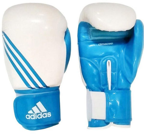 Guante Adidas FPower200 azul