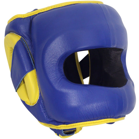 Careta de Ringside face saver Azul
