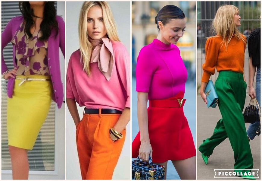 HOW TO MIX BOLD COLORS | 5 Ways to Make it Work!