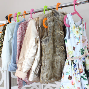 6 Style Lessons From a 6-Year-Old's Capsule Wardrobe