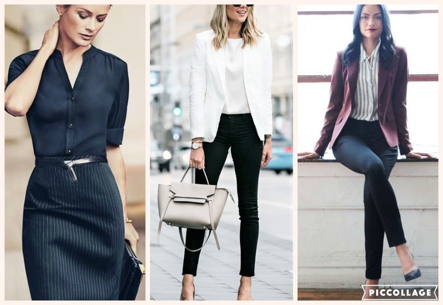 Ambitious Women: 3 Steps to Dress for Career Success
