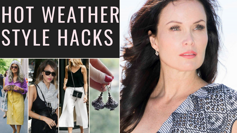 Hot Weather Style Hacks