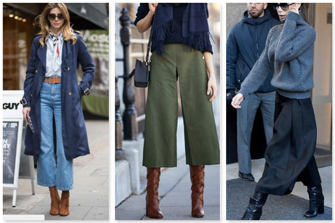 Culottes-with-Boots-Early-Spring-Style