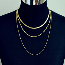 'Layer it On' - Multi-layered Necklace - Working Look