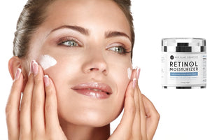 How Retinol Moisturizer Can Help You Look Younger And More Radiant?