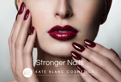 stronger nails castor oil