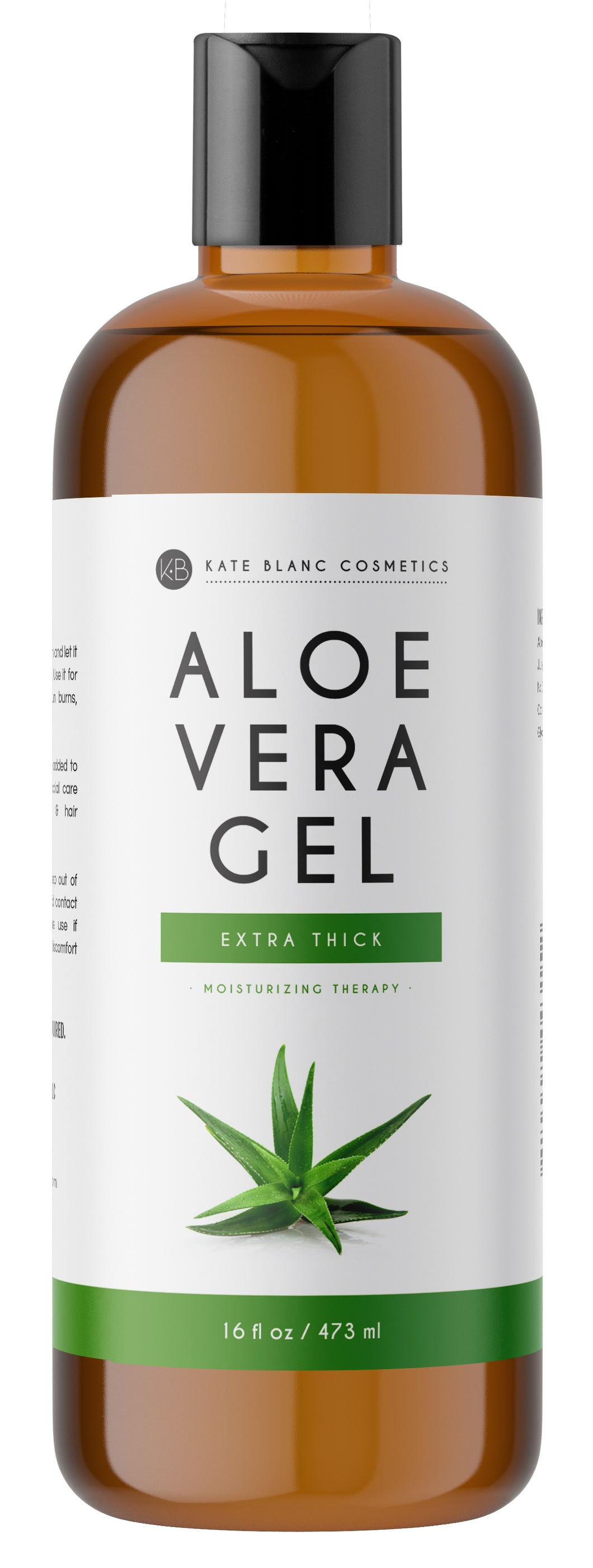 Aloe Vera Gel - Extra Thick 16oz (Natural)