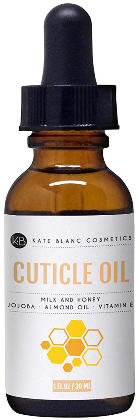 Cuticle Oil for Nails with Milk and Honey--NEW!!!