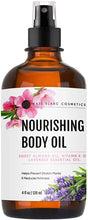 Nourishing Body Oil - Lavender Scent