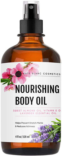 Nourishing Body Oil - Lavender Scent--NEW!!!