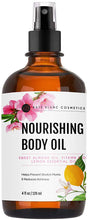 Nourishing Body Oil - Lemon Scent--NEW!!!