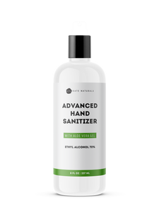 Advanced Hand Sanitizer 8oz - 75% Alcohol Unscented