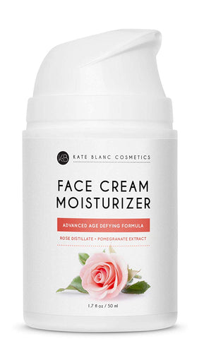 Face Cream Moisturizer for Face, Neck & Décolleté