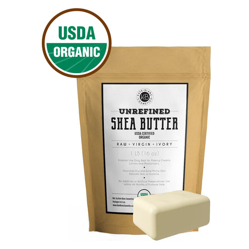 Raw Shea Butter - USDA Organic
