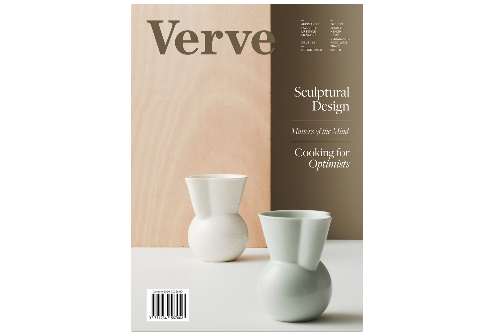 As Featured on Verve Magazine's October 2020 issue - Click here to read